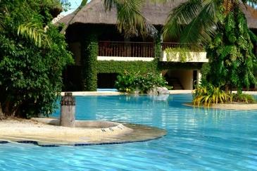 Maribago Bluewater Resort Lobby Bluewaters