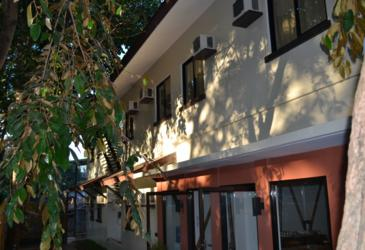 coron eco lodge_exterior