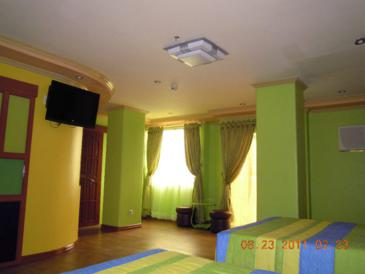 c & l hotel dipolog_guest room