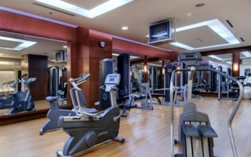 marco polo cebu_gym