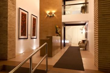 district boracay_elevator lobby