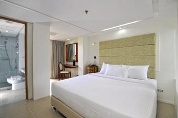 wellcome hotel cebu_standard room