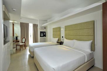 wellcome hotel cebu_deluxe room