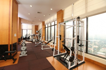 city garden hotel makati_fitness gym