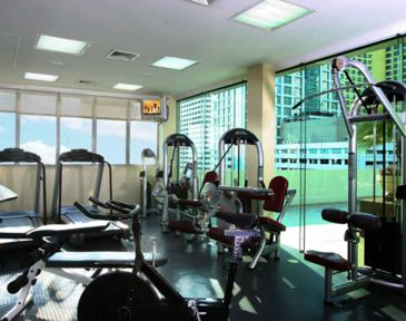 pan pacific hotel manila_fitness gym