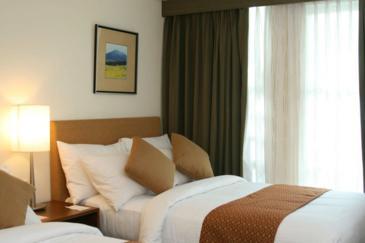 Crown Regency Cebu Standard Room Rates
