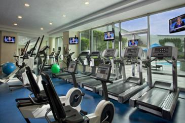 ascott makati_fitness center