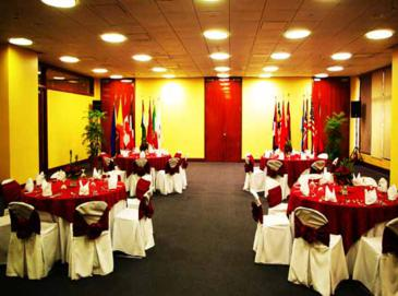 aim conference center_function room
