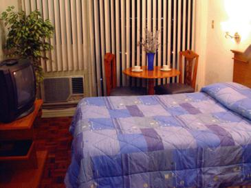 citadel inn makati_studio room