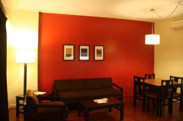copacabana apartment hotel_room