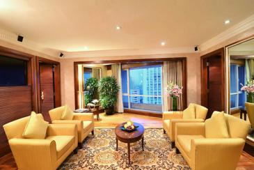 mandarin oriental manila_2 bedroom suite