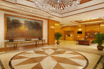 richmonde hotel ortigas_lobby