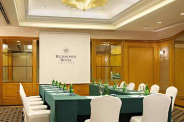 richmonde hotel ortigas_conference room