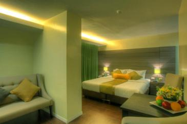 one greenbelt hotel_superior room