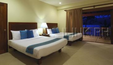 sumilon bluewater_deluxe room