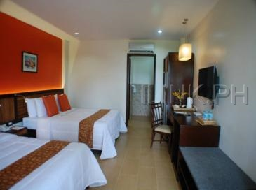 Bohol Beach Club Room Deluxe