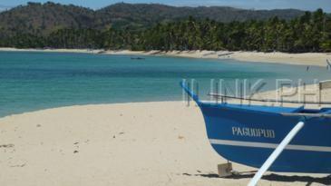 VIEW OF BANGUI WINDMILLS FROM SAUD BEACH