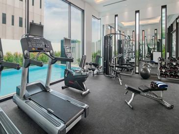 seda hotel davao_fitness center