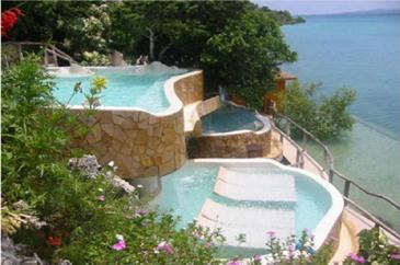 badian island resort and spa_pool