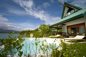 badian island resort and spa_villa