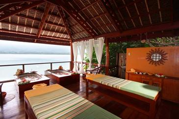 badian island resort and spa_spa