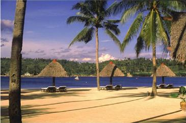 badian island resort and spa_beach