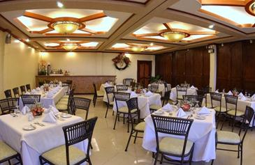 camiguin highland resort_restaurant
