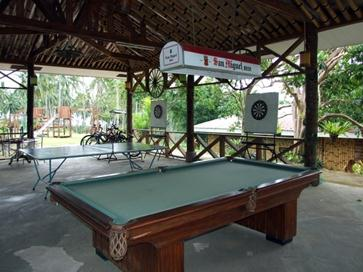 camiguin highland resort_game house