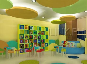 bsa twin towers_children's playroom
