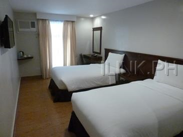 mj hotel cebu_superior twin
