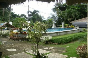 house of rose palawan_pool