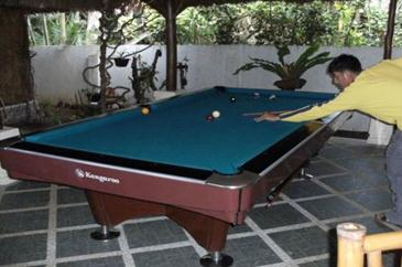 house of rose palawan_billiards