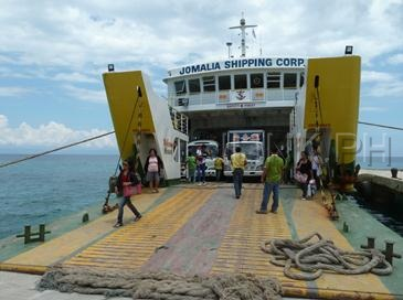 how to get to camotes island_consuelo port