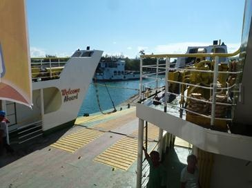 how to go to camotes island_port