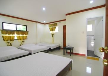 danasan eco park_room