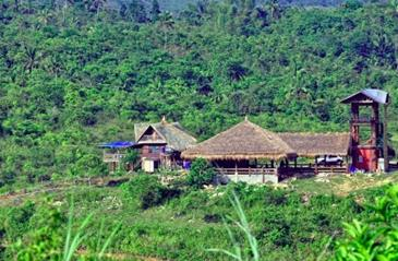 danasan eco park_club house