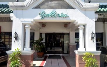 hotel galleria davao_entrance