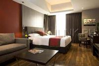 hotel in global city