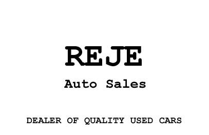 REJE AUTO SALES