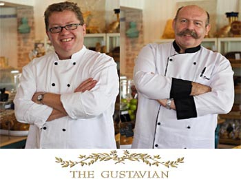 THE GUSTAVIAN