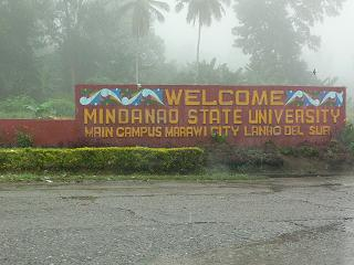 MINDANAO STATE UNIVERSITY (MAIN CAMPUS)