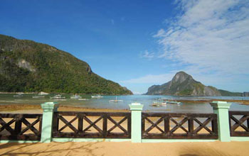 EL NIDO GARDEN BEACH RESORT. U203a Good Looking