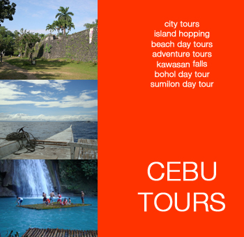 CEBU TOURS - Packages
