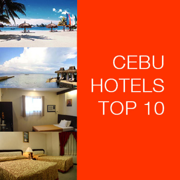 CEBU HOTELS TOP 10!
