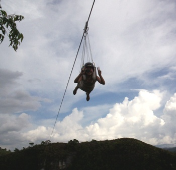 BOHOL TOUR PACKAGE - DANAO EXTREME ADVENTURE TOUR