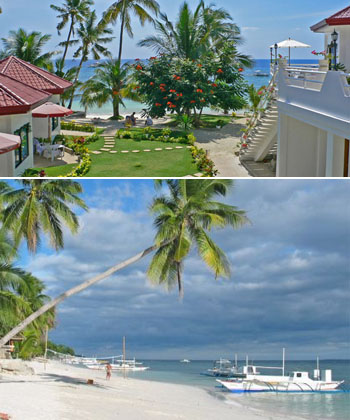 ISIS BUNGALOWS - Bohol Beach Resort in Alona