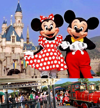 HONG KONG DISNEYLAND PACKAGE - FROM PHILIPPINES