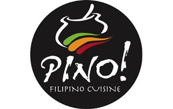 PINO! FILIPINO CUISINE | {Pino logo 31}